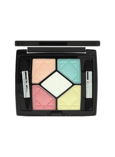 Dior Dior 5 Couleurs Eyeshadow Palette 676 Candy Choc Far Paleti Renkli